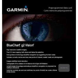 Garmin Bluechart G2 Vision St. John-Cape Cod