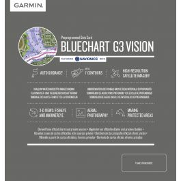 Garmin Bluechart G2 Vision Trondheim-Tromso