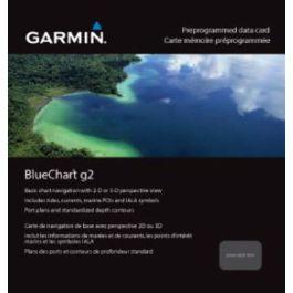Garmin Bluechart G2 Eastern Africa