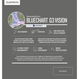 Garmin Lista-Sognefjorden VEU051R - SD Card (Bluechart G2 Vision HD)