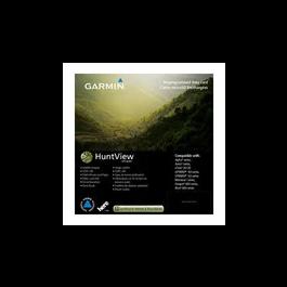 Garmin HuntView Maps Alaska Northwest microSD Card