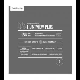 Garmin Huntview Plus Maps Nevada microSD Card
