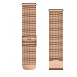 Garmin Quick Release Bands (20 mm) 18K Rose Gold PVD Milanese
