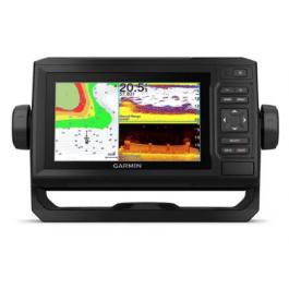 Garmin EchoMap 63cv UHD With U.S. LakeVU g3 And GT24-TM UHD Transducer
