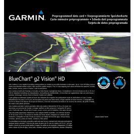 Garmin Bluechart G2 Vision Knysna, SA-Beira, MZ