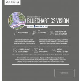 Garmin Bluechart G2 Vision Northern Denmark & The Eider