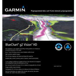 Garmin Bluechart G2 Vision Yellow Sea
