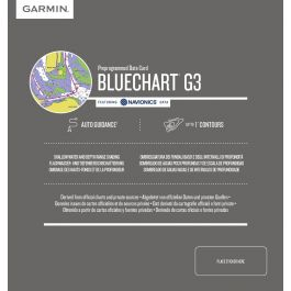 Garmin Bluechart G2 Lista-Sognefjorden