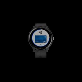 Garmin Vivoactive 3 Music GPS Smart Watch - Black