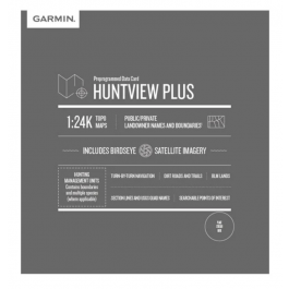 Garmin Huntview Plus Maps Alaska Northeast microSD Card