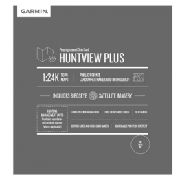 Garmin Huntview Plus Map Arkansas MicroSD Card